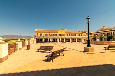 Traditional Spanish style property in Murcia, Spain