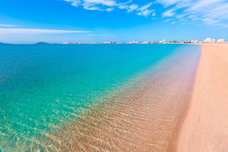 Mar Menor, Spain