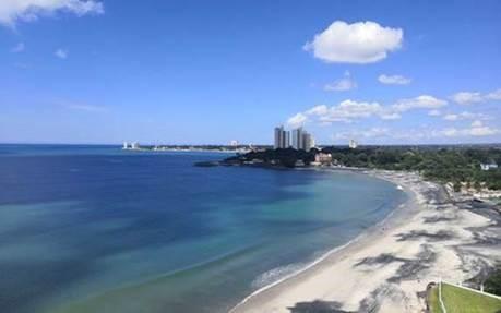 Beach in Panama