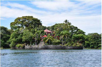 Las Isletas, Nicaragua